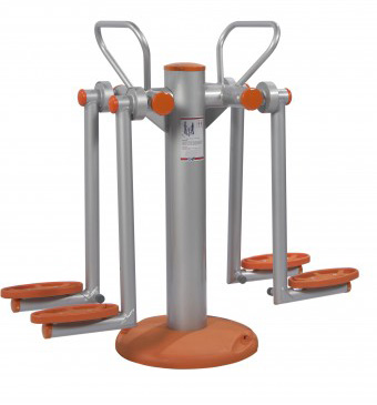 İnternal and External Leg Exercising Tool