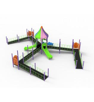 Unimpeded Playground