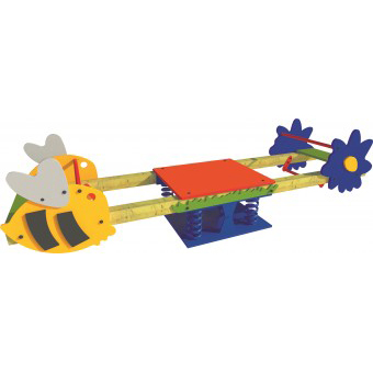 Bee Spring Seesaw